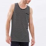 Globe Goodstock Vintage Singlet - Noir - GL379SK99TAU - T-shirts et Débardeurs pour hommes_LRG