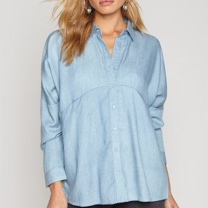casual-friday-chambray-woven-top-light-blue-1-7f51