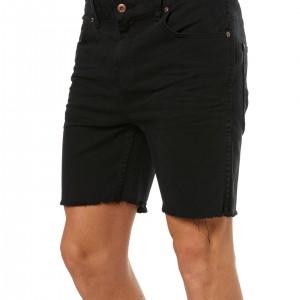 BLACK-MENS-CLOTHING-GLOBE-SHORTS-GB01716011BLK_2